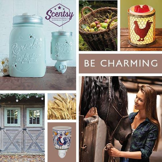 Be Charming #scentsy #smellgood