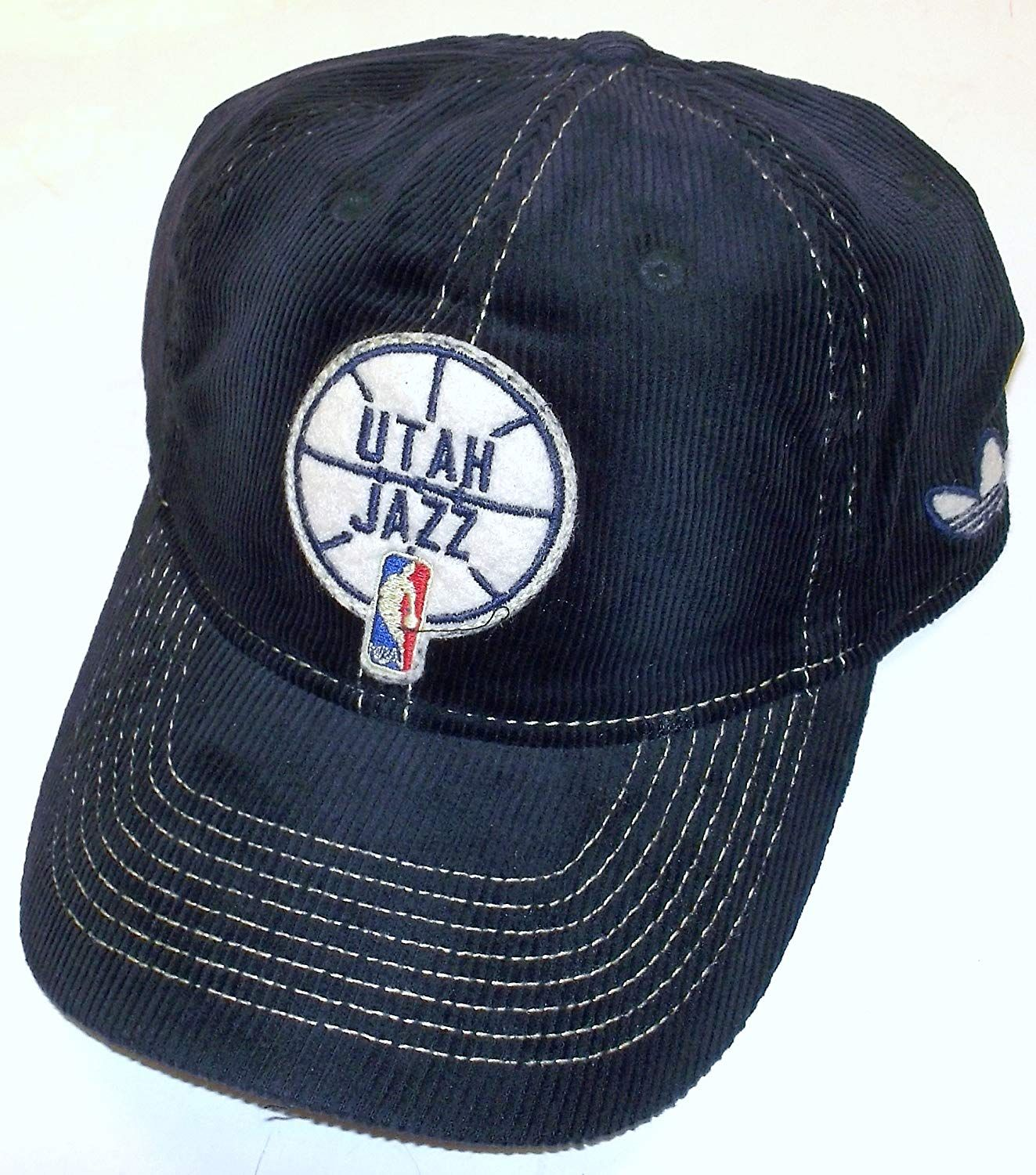 wholesale dealer 6a959 220dc real nba utah jazz flex adidas hat 9.99 2390f 23b7f