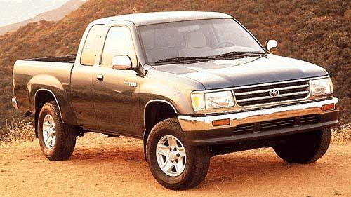 Toyota T100 HD Wallpaper