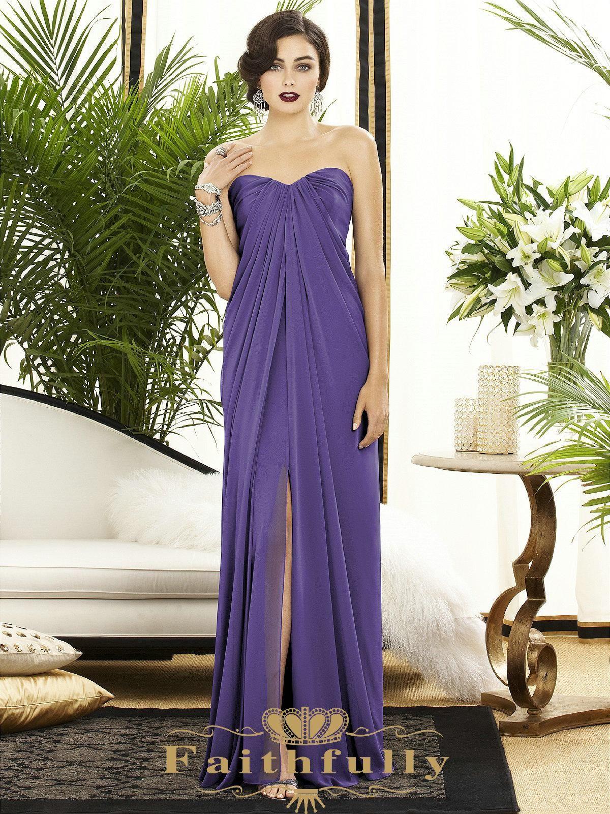 Spaghetti Straps Lace Satin Bridesmaid Dresses Skirt Train Lace ...
