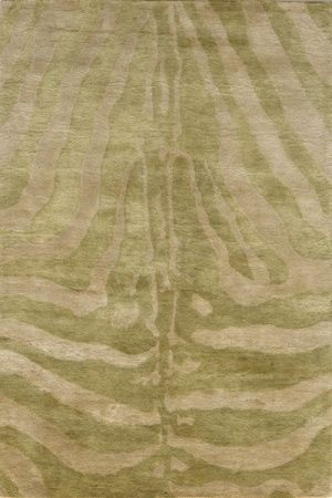 Big Zebra Apple Green Rug From The Momeni Rugs Collection At