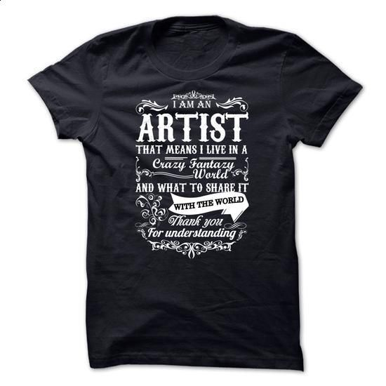 I AM A ARTIST - #cute tee #baby tee. ORDER NOW => https://www.sunfrog.com/LifeStyle/I-AM-A-ARTIST-62031197-Guys.html?68278