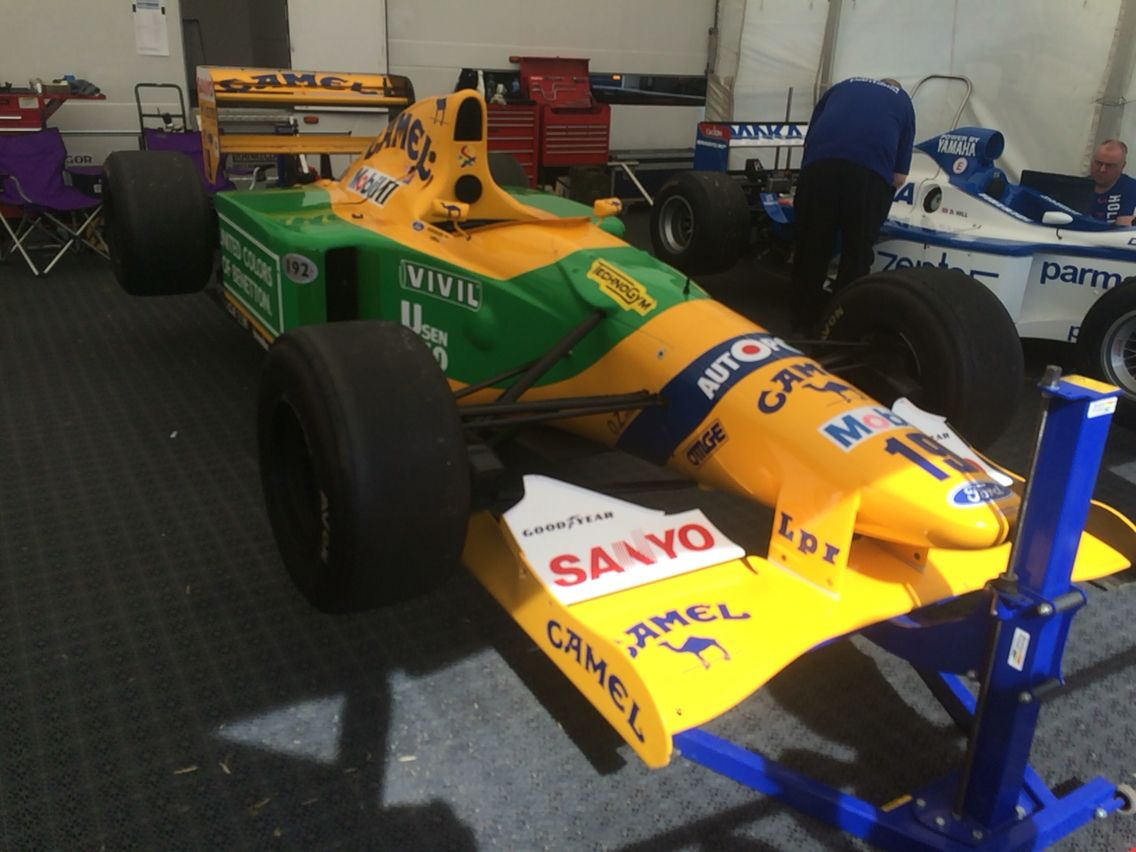 Classic F1 cars at the Historic Grand Prix Zandvoort.. #HGP #F1 ...