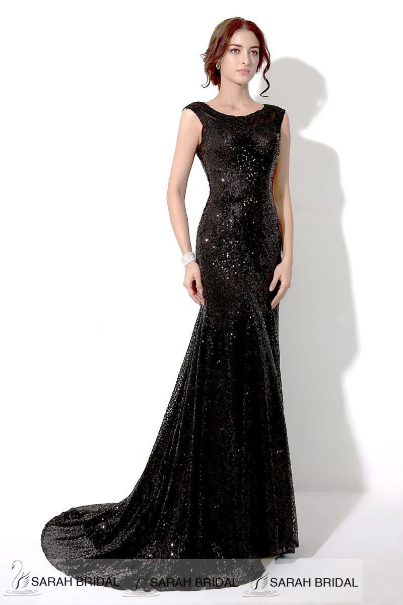 Sequin black burgundy gold blue mermaid formal prom dress