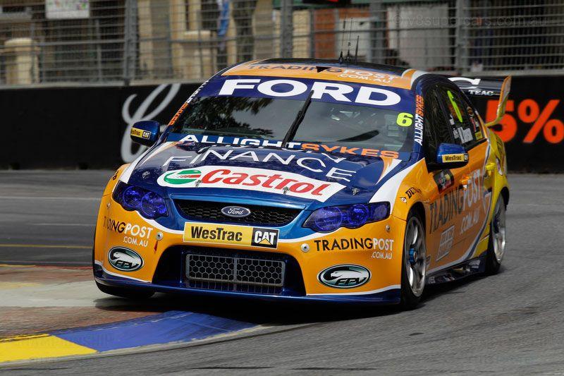 Clipsal 500 in Adelaide's V8 Supercar classic Australian