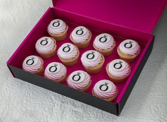 Corporate Cupcakes - Pandora