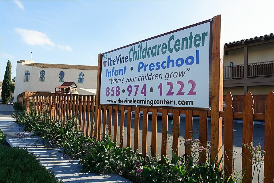 The Vine Child Care Center is a place where your children