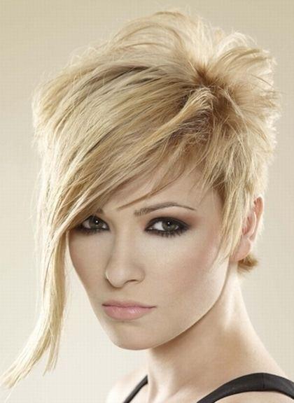 10 heißeste asymmetrische Frisuren für Neu | Frisuren ...