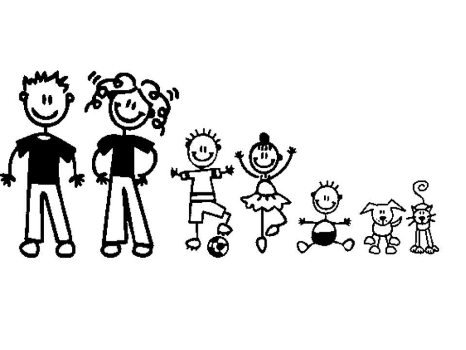 Dibujo Familia Auto Buscar Con Google Autos Sellos Y