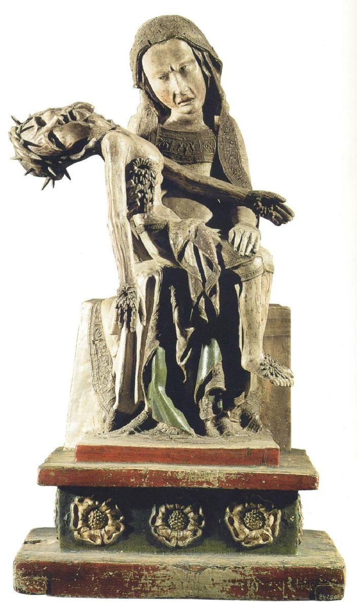 Art of the High Middle Ages, the Pieta of Bonn | Pièta ...