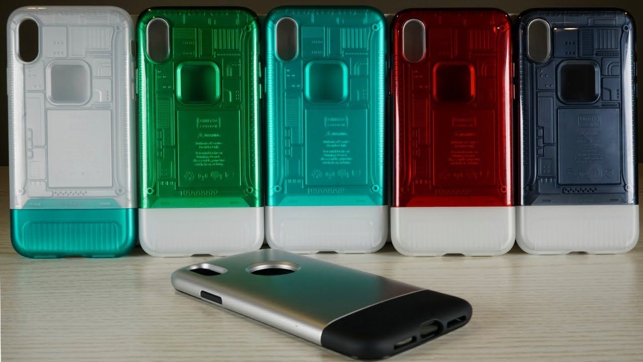 watch f0e7a ac33b Spigen 10th Anniversary iPhone X Cases (G3 iMac)   Mobile ...
