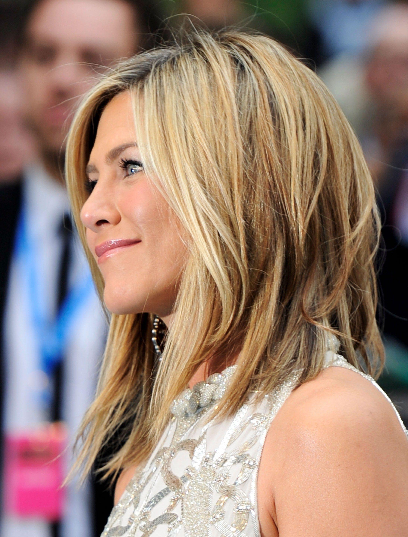 Jennifer Aniston in Horrible Bosses UK Premiere