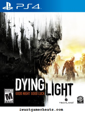 Dying Light PlayStation 4 (PS4) Cheats, Discussion, Hints, Codes, Tips, Hacks, Glitches, Secrets, Walkthroughs and Guides for PS4 - VIEW now at iwantgamecheats.com