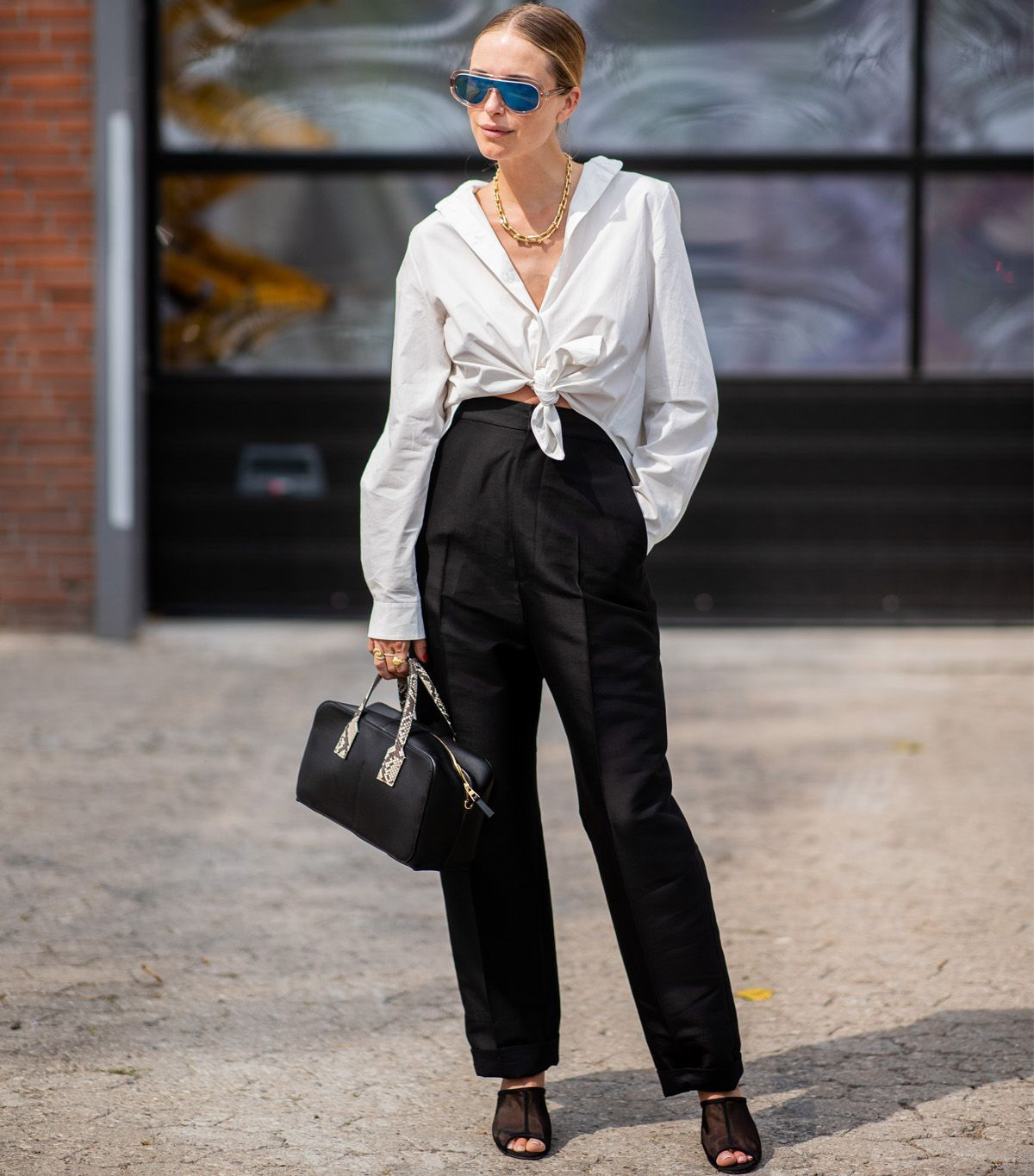 The Céline Sunglasses You'll See In Every Street Style