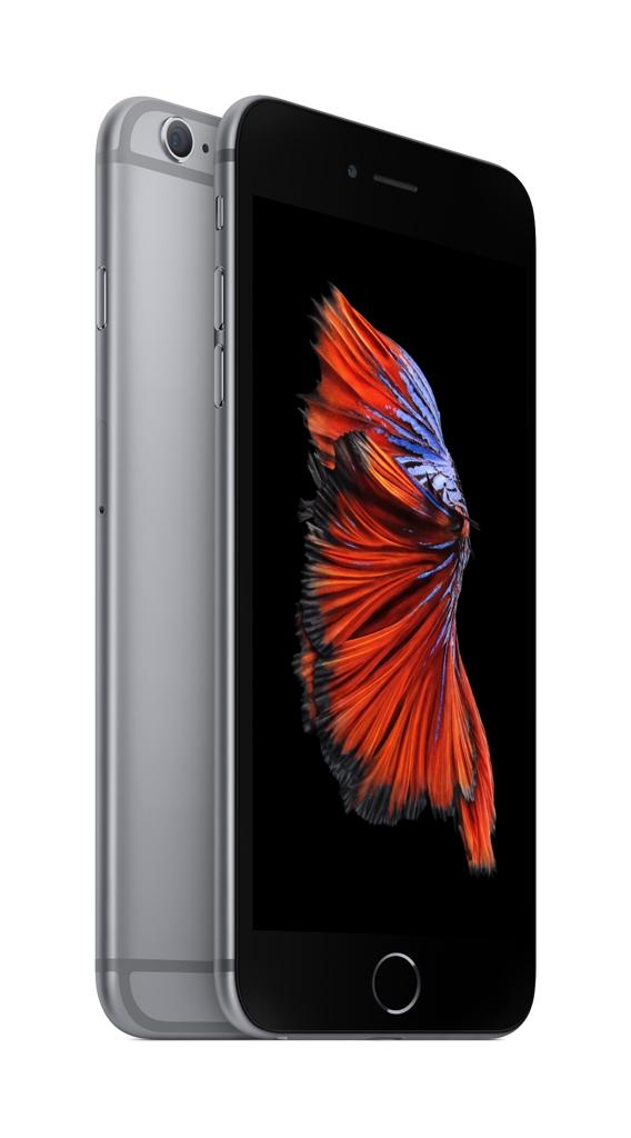Straight Talk Prepaid Apple Iphone 6s Plus 32gb Space Gray Walmart Com