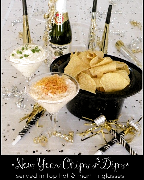 New Years Eve Party Ideas - Part 1, The Food - Housewives of Riverton