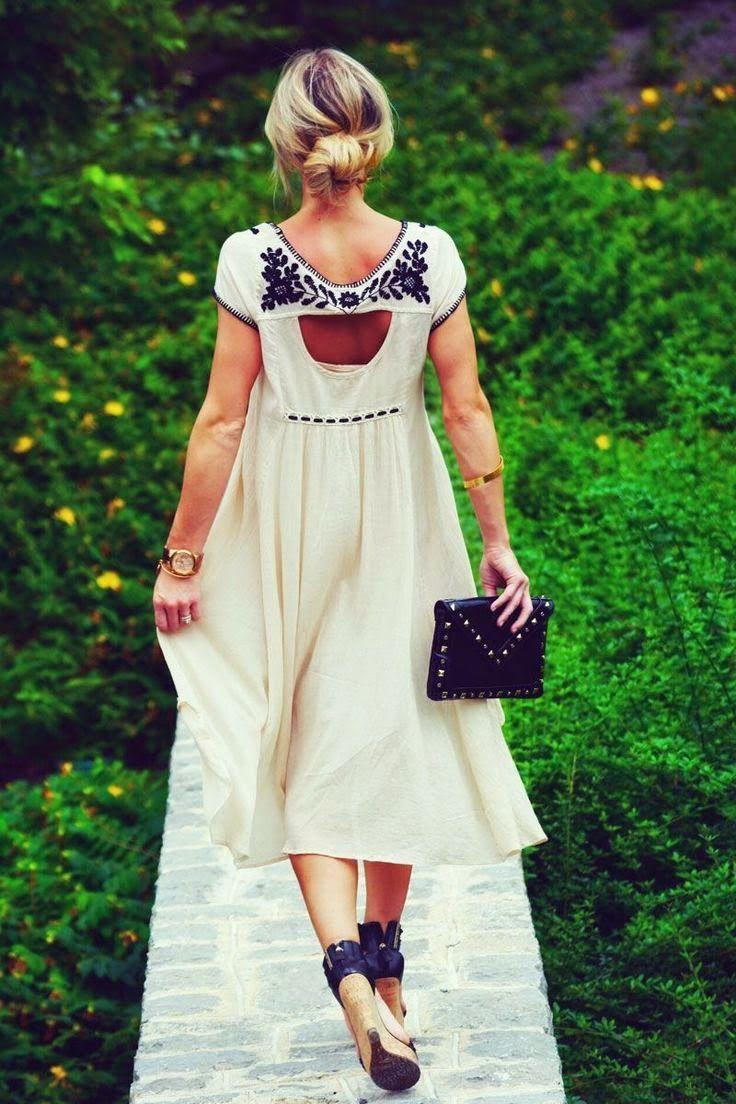 Nice floral maxi dress cute ladies floral dress back fashion ideas