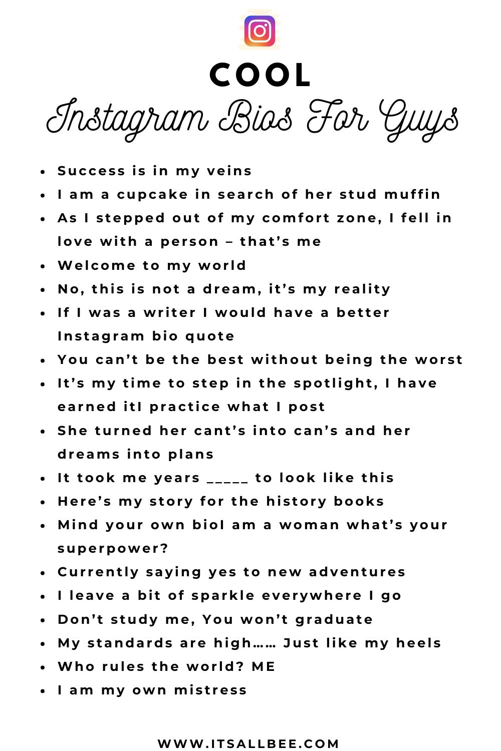 150 Quotes Captions Ideas For Instagram Bios For Guys Itsallbee Solo Travel Adventure Tips Insta Bio Quotes Instagram Bio Quotes Bio Quotes