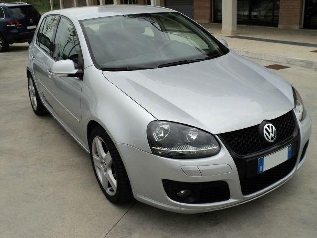 Volkswagen Golf 1 9 Tdi Gt Sport A 7 500 Euro Berlina 120 450 Km Diesel 77 Kw 105 Cv 12 2004 Volkswagen Golf Volkswagen Sport