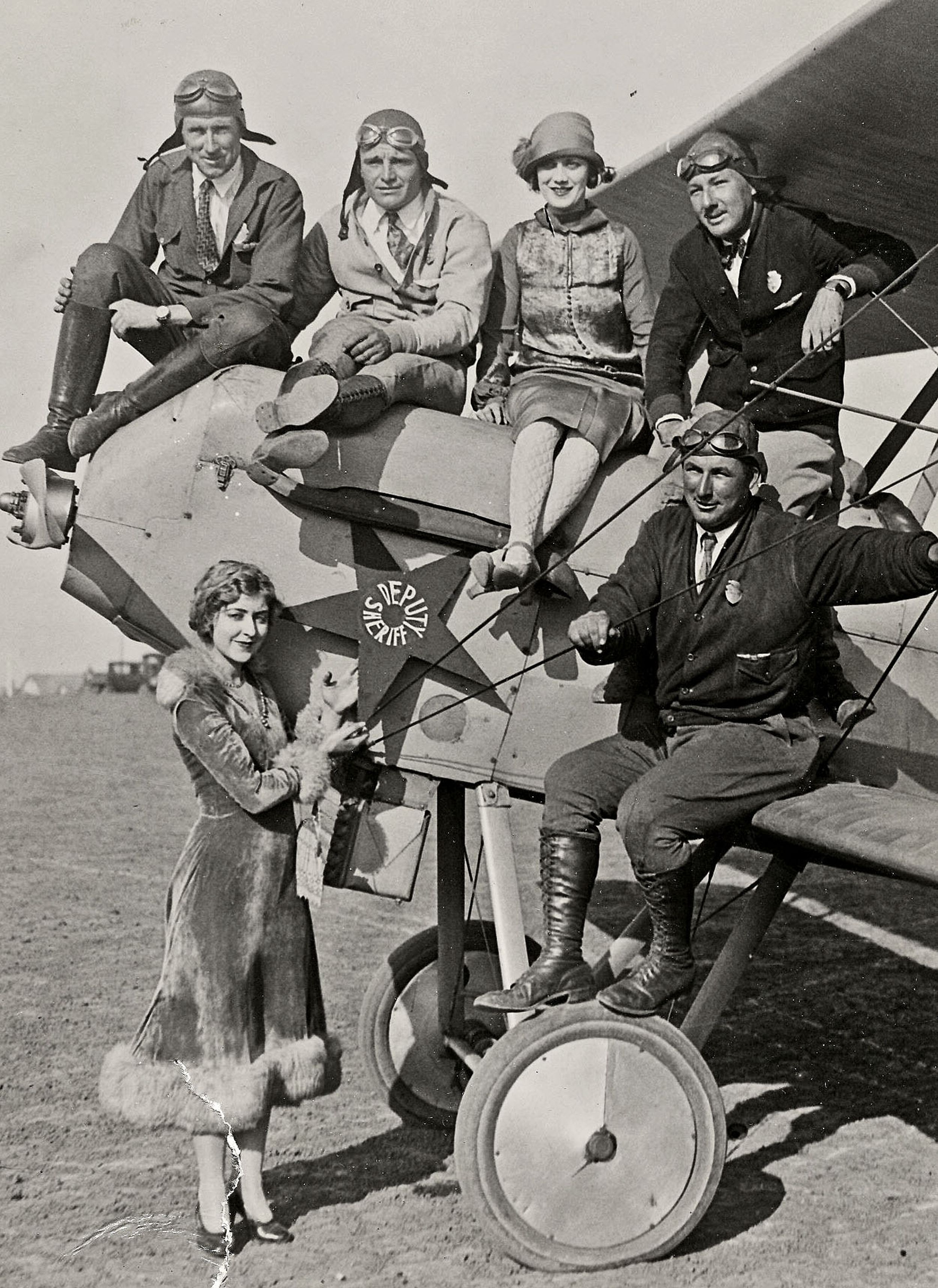 Los Angeles County Sheriff's Department Aero Bureau 1926