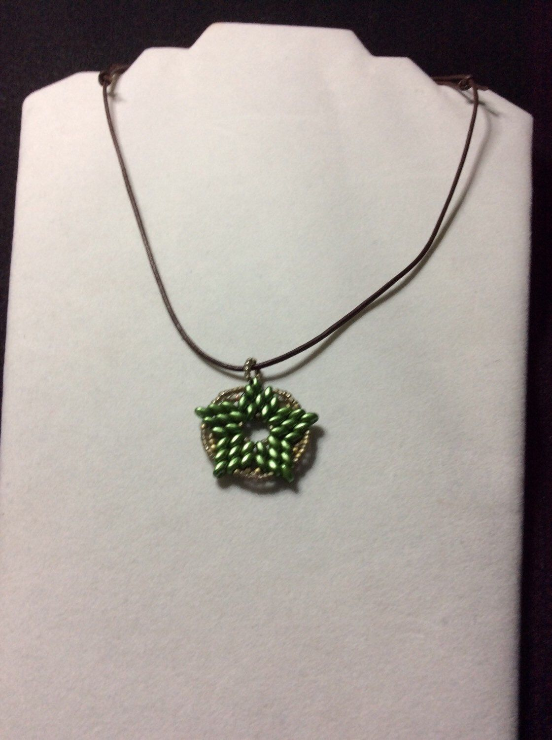 A personal favorite from my Etsy shop https://www.etsy.com/listing/234732052/star-necklace