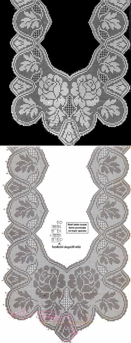 Ткань+ вязание! | croche | Pinterest | Ganchillo, Ganchillo crochet ...