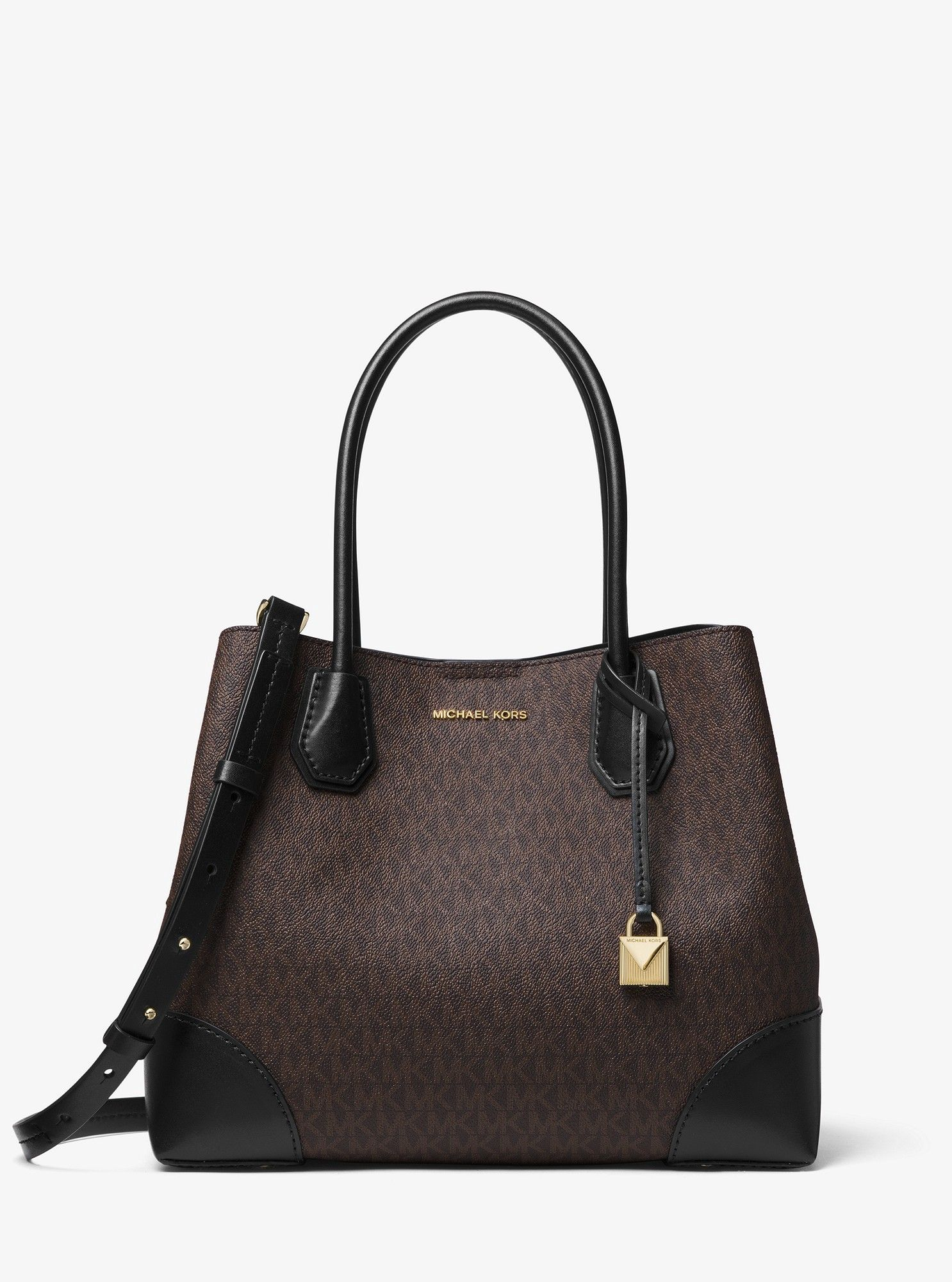 c7d464f45083 Mercer Gallery Medium Logo Satchel by Michael Kors | Products ...
