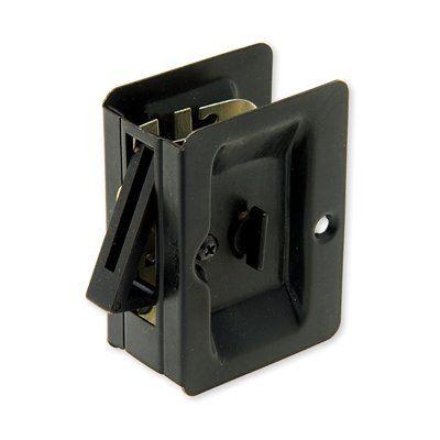 Harney Hardware 3250 Privacy Lock Pocket Door Hardware