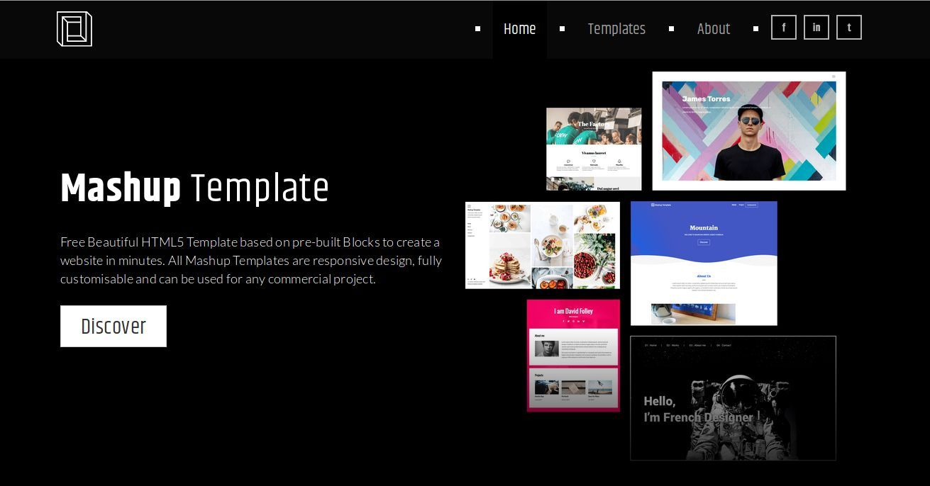 Mashup template free collection of web templates for commercial use mashup template free collection of web templates for commercial use maxwellsz