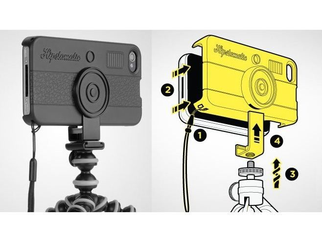 HipstaCase appeals to retro iPhone 4 snappers | If you are a regular user of the retro-camera Hipstamatic app on your iPhone 4, then this new retro camera case is sure to appeal. Buying advice from the leading technology site