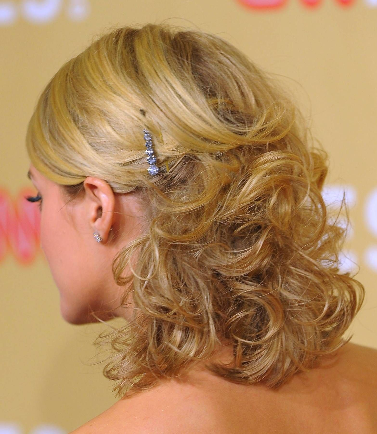 curly half up half down. | hair ideas | pinterest | prom