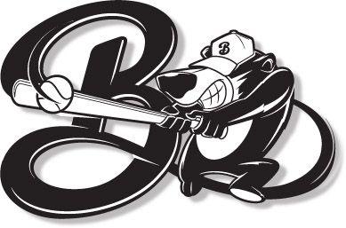 Bears Softball Logo