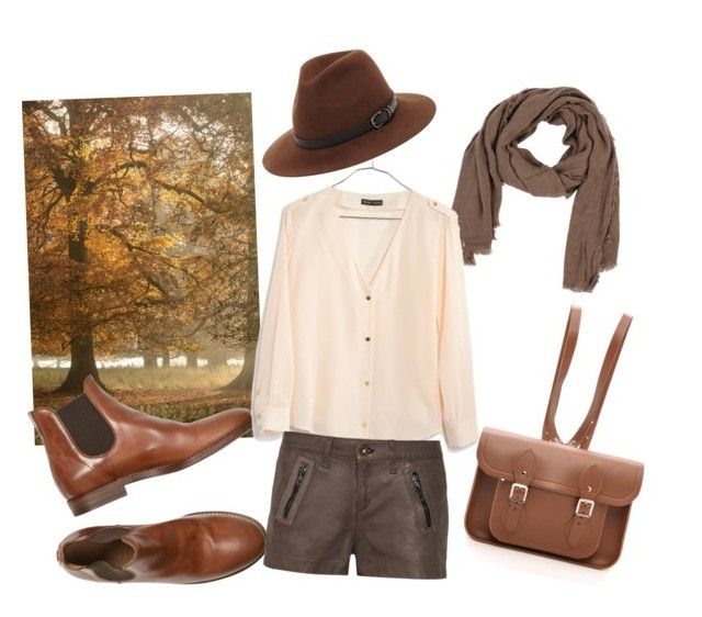 Outfit for Autumn #16 by fashioncrazeof on Polyvore featuring moda, Madewell, rag & bone, The Cambridge Satchel Company, Metropark and Sole Society