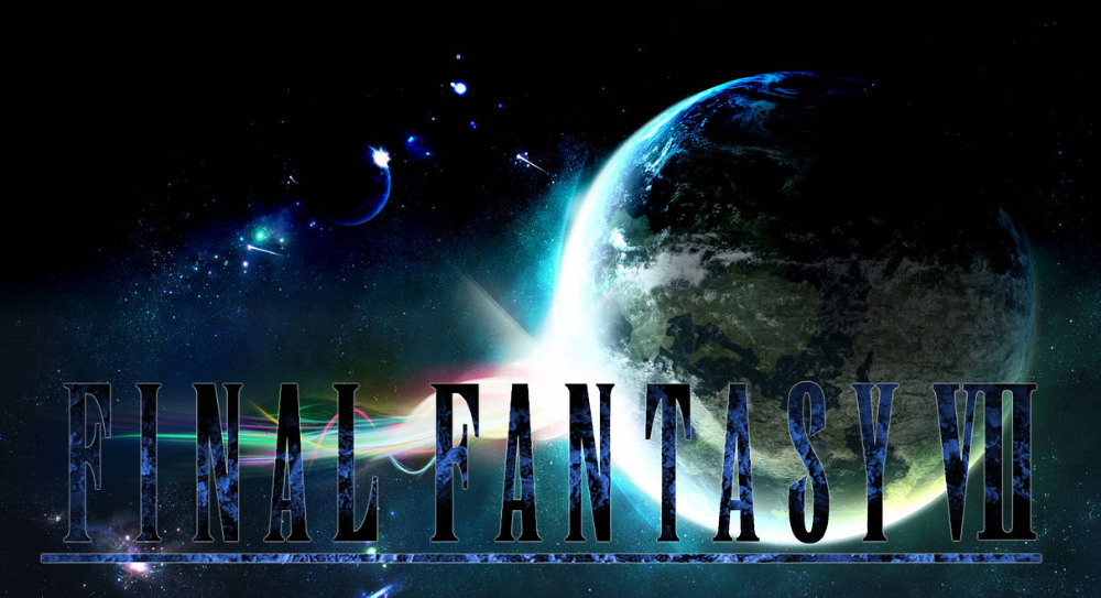 Final Fantasy 7 By Eternal Waves On Deviantart Final Fantasy Fantasy Background