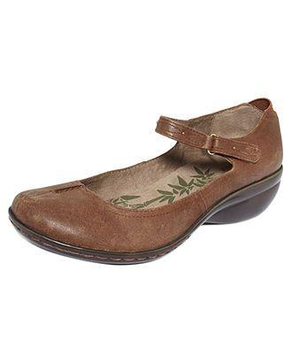 mieux aimé riche et magnifique recherche d'officiel Easy Spirit Shoes, Parvie Mary Jane Wedges - Shoes - Macy's ...