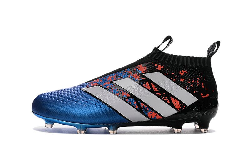 Adidas Ace 16+ PureControl FG 2018 Word Cup Paris Pack Blue