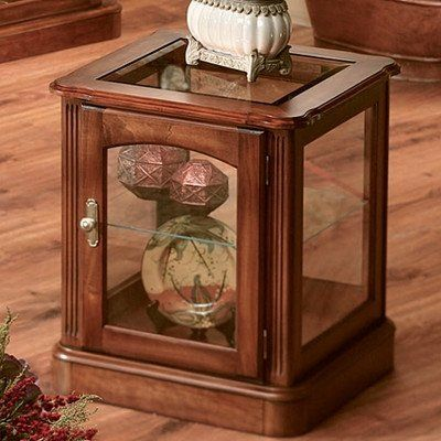 Bordeaux End Table By Peters Revington 37169 20w X 23h X 20