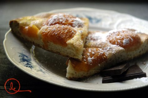 Davy's Apricot Cake by Nancy Young