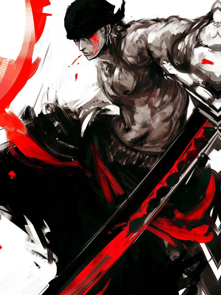 Anime One Piece Zoro Roronoa One Piece Corazon Mobile Wallpaper Zoro One Piece One Piece