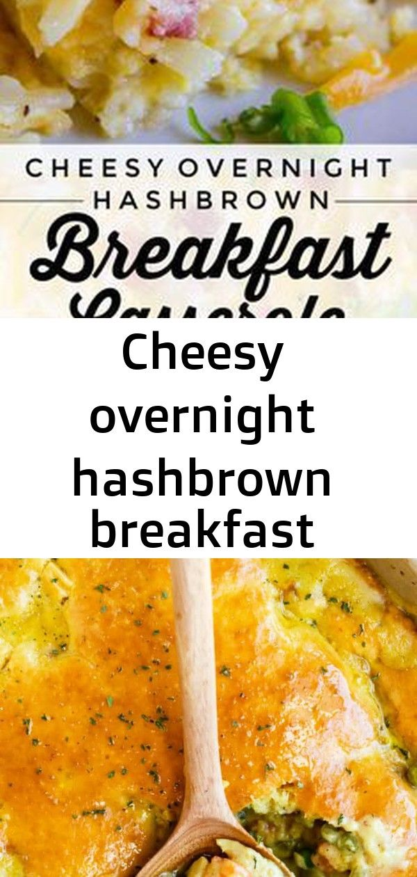 Cheesy overnight hashbrown breakfast casserole from the food charlatan this cheesy hashbrown brea 2 Cheesy Overnight Hashbrown Breakfast Casserole from The Food Charlatan...