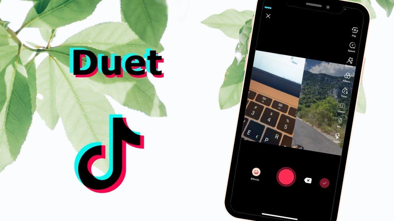 How To Duet On Tiktok 2020 Updated Youtube Duet Social Media Strategies Tutorial