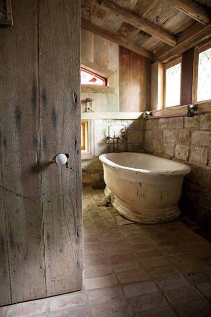 Photo Credit: Hollis Bennett. A salvaged bathtub—sent to Dixon by ...