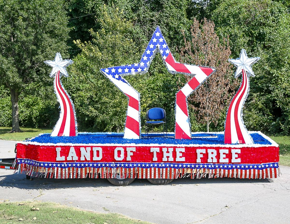 Land Of The Free Parade Float Ideas For 4th Of July