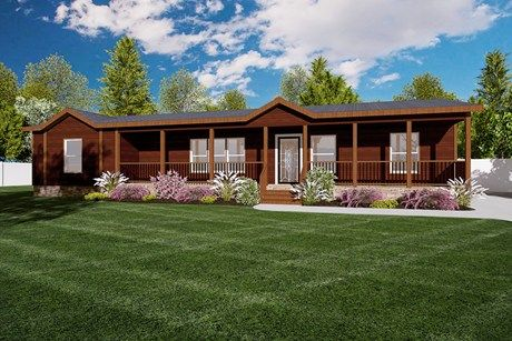 Clayton Homes Sulphur Springs By Clayton Homes In Sulphur Springs Texas Cabin Style Homes Cabin Style Manufactured Home