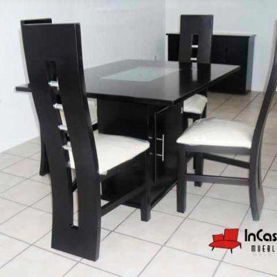 Antecomedor modelo cordoba mesas pinterest comedor for Juego de comedor minimalista