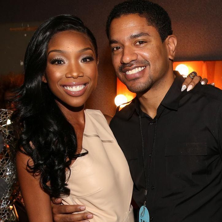 Engaged Brandy Norwood And Ryan Press Ryan Press Engaged To Be Married Singer