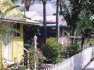 Key West Beach Cottages Palms Vacation Al In Sarasota Fl On