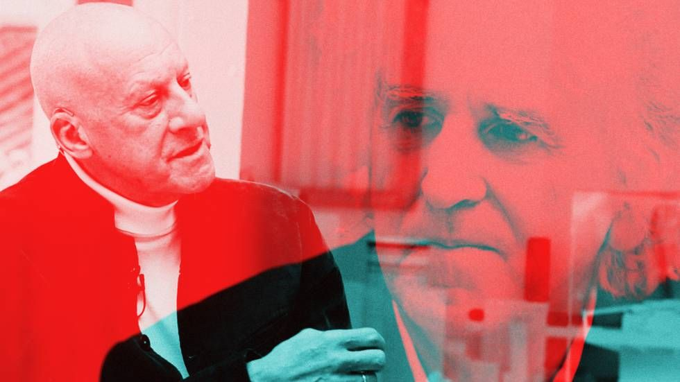 Interview Lord Norman Foster EL PAÍS