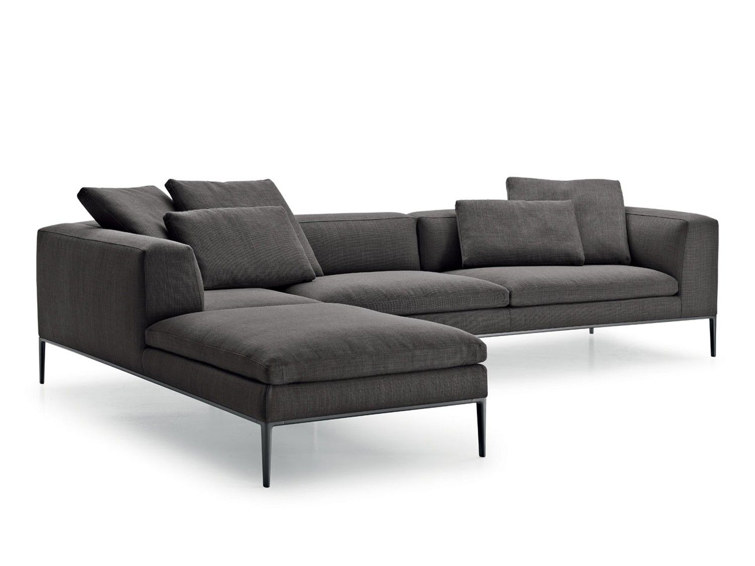 B b italia michel corner sofa by antonio citterio for Mobilia italia