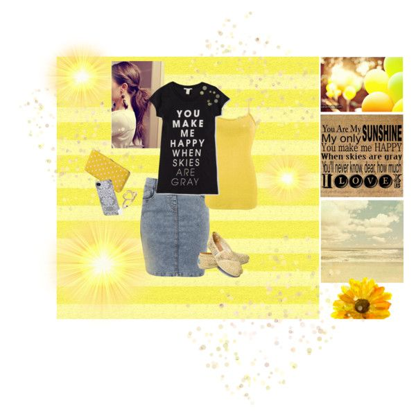 """""""You Are My Sunshine"""" by crista-yannayon95 on Polyvore"""